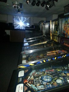 Pinball with the big screen